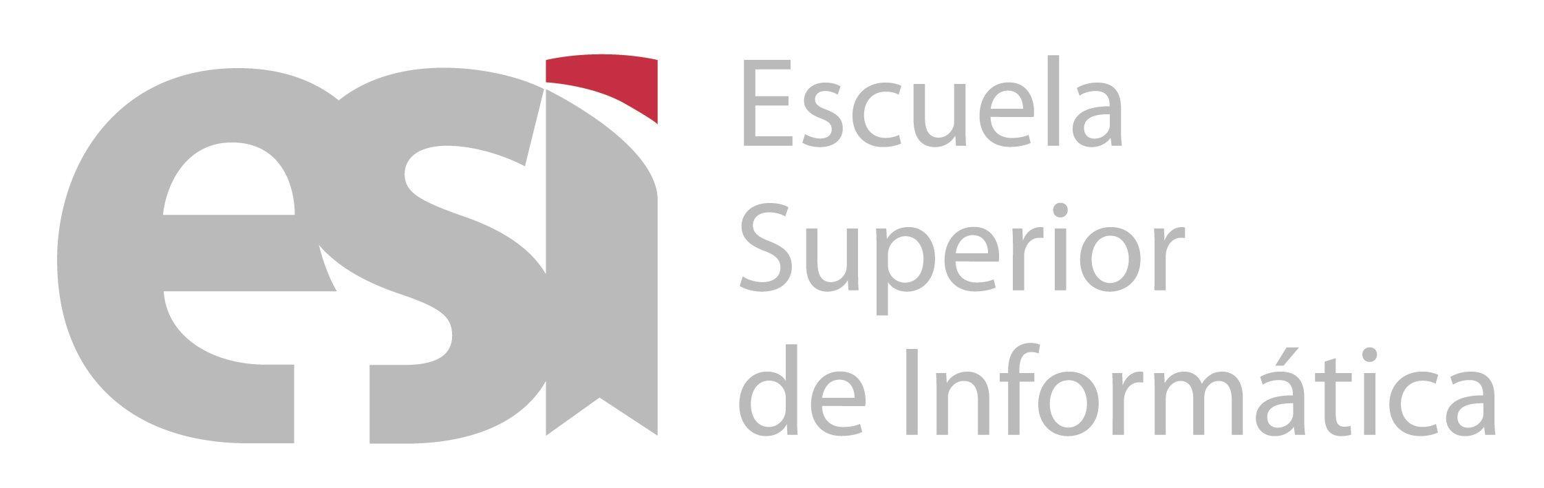 Logo Escuela Superior de Informática